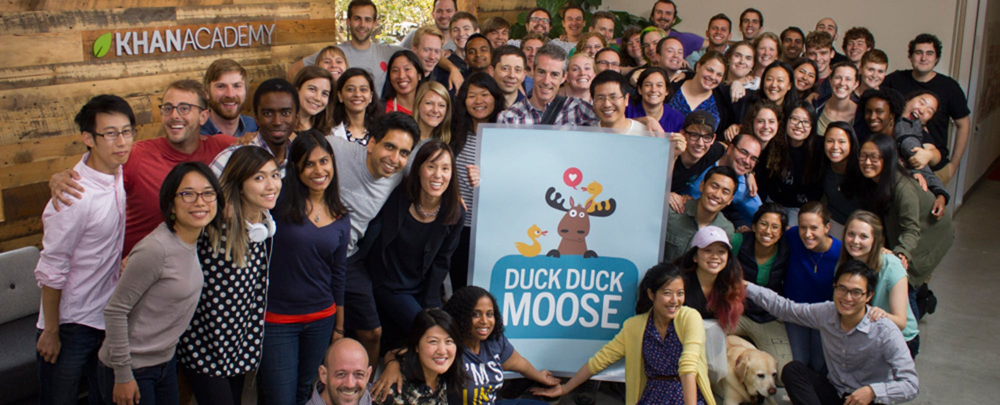 Khan Academy Buys Children's App Developer, Duck Duck Moose, For $1
