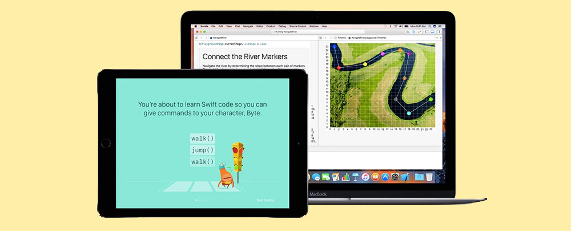 Apple Announces 'Everyone Can Code' Initiative and New Apple Teacher Program