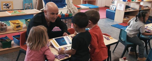 A Look at Square Panda, the Early Childhood Literacy App Funded by Andre Agassi