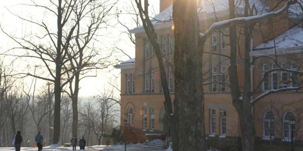 A Small Liberal Arts School Becomes a Testing Ground for the