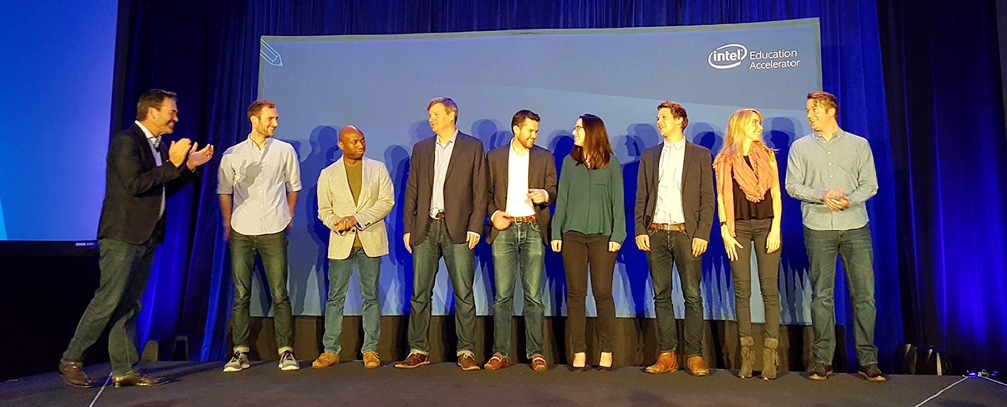 Meet Intel Education Accelerator's Newest Cohort of Edtech Visionaries