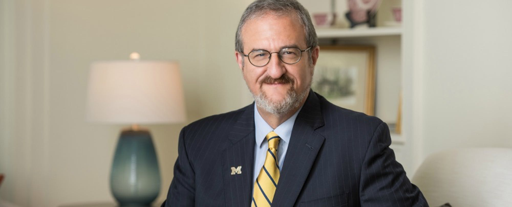 Why U. of Michigan's President Says Universities Should Work to Transform Teaching