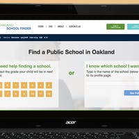 'Oakland School Finder' Platform Stirs Public District vs. Charter Debates