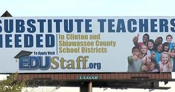 Need a Substitute Teacher? Try an ELF Instead