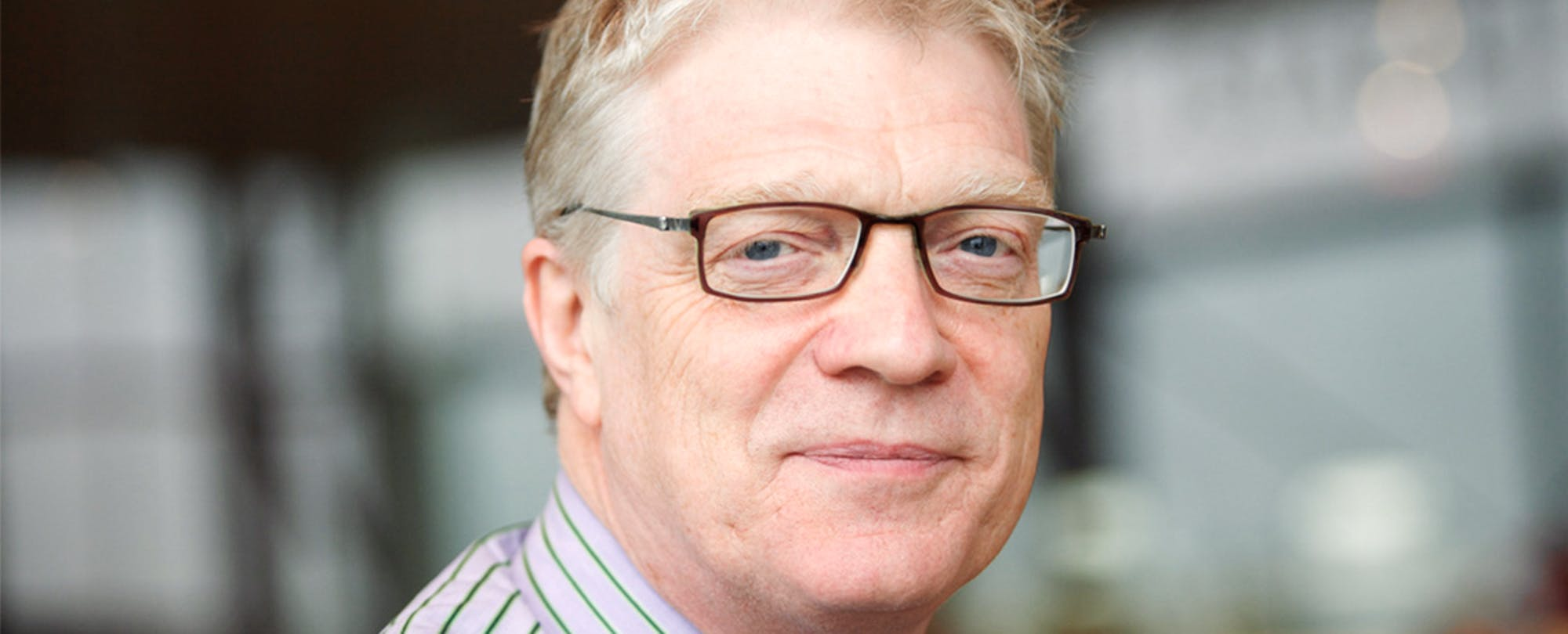 Kids Don't Fail, Schools Fail Kids: Sir Ken Robinson on the 'Learning Revolution'