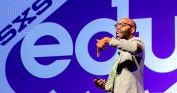 Dr. Christopher Emdin Strikes US Education, Edtech and 'Frenemies' at SXSWedu
