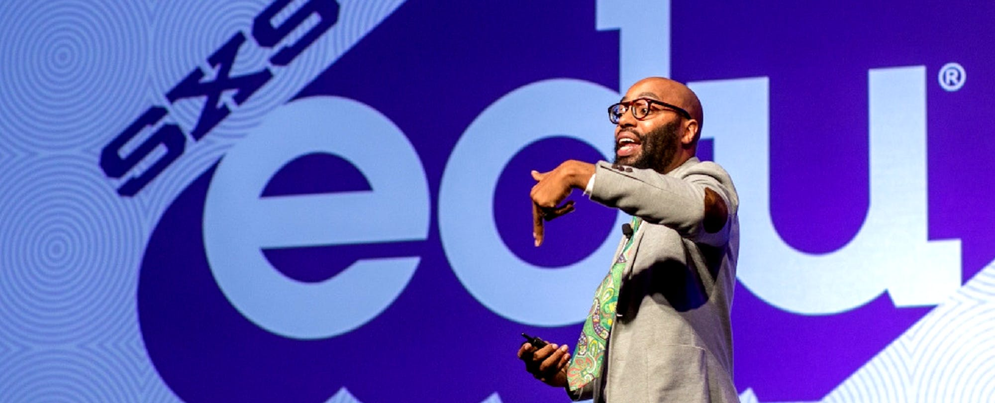 Dr. Christopher Emdin Strikes US Education, Edtech and 'Frenemies' at SXSWedu