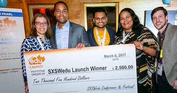 Startup Showdown: Recruiting Startup 'The Whether' Takes Home Launch Competition Prize