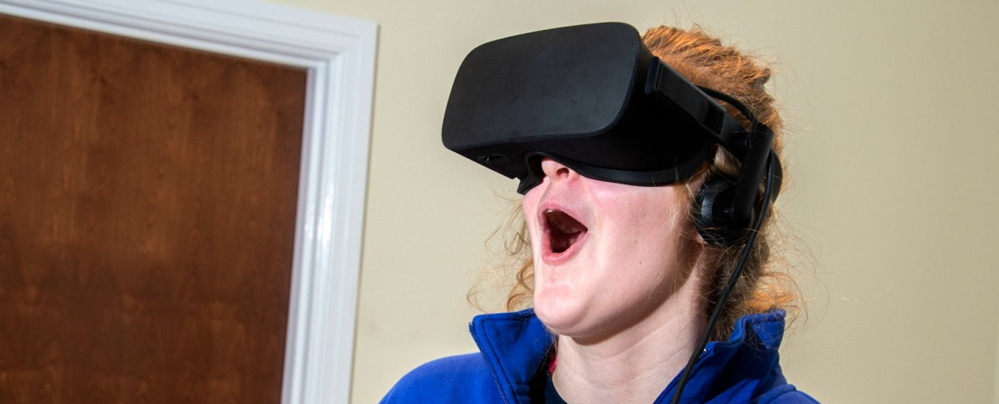 As Instructors Experiment With VR, a Shift From 'Looking' to 'Interacting'