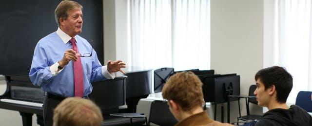"""Bring it On""—Juilliard President Joseph Polisi's Message to Technology"
