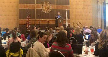Beyond Technology: Blended Learning Conference Debates Equity, Cultural Inclusion