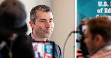 From Government to CEO: Richard Culatta is Moving to ISTE