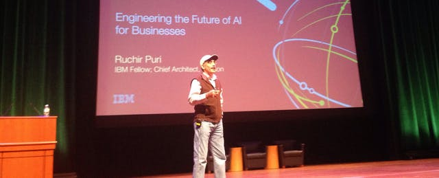 IBM Watson's Chief Architect Talks Democratizing AI, Starting With Fifth Graders