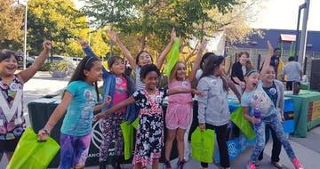 'QueenHype' After-School Program Empowers Girls Through Art and Activism
