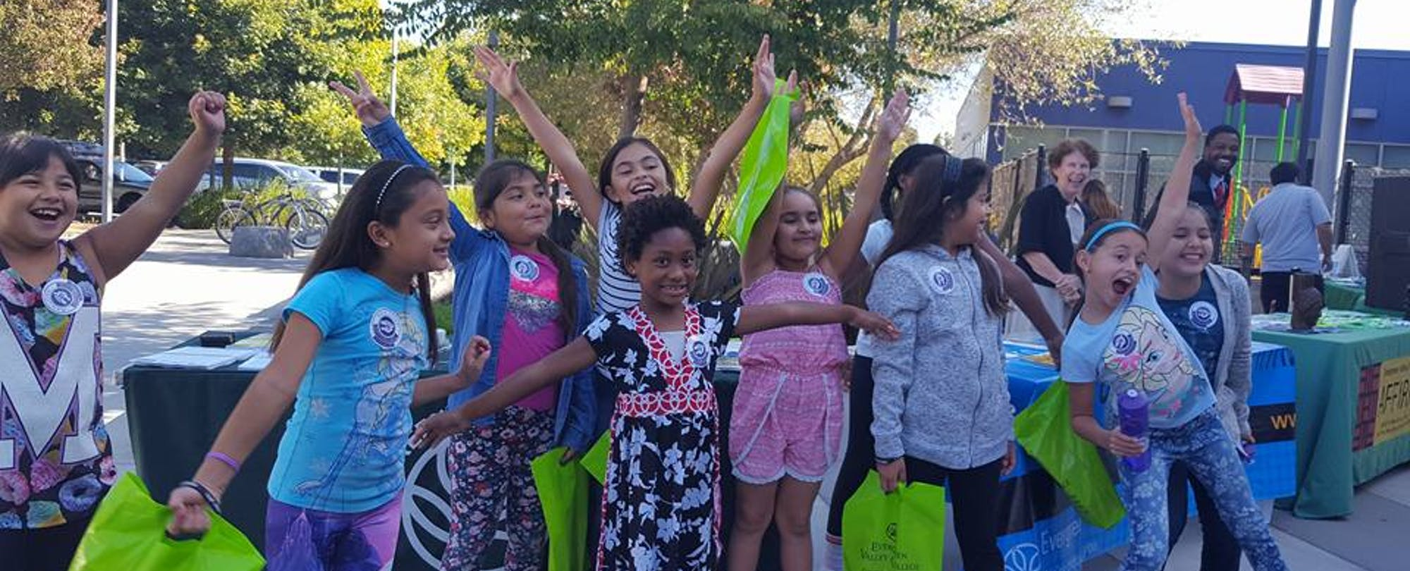 queenhype after school program empowers girls through art and