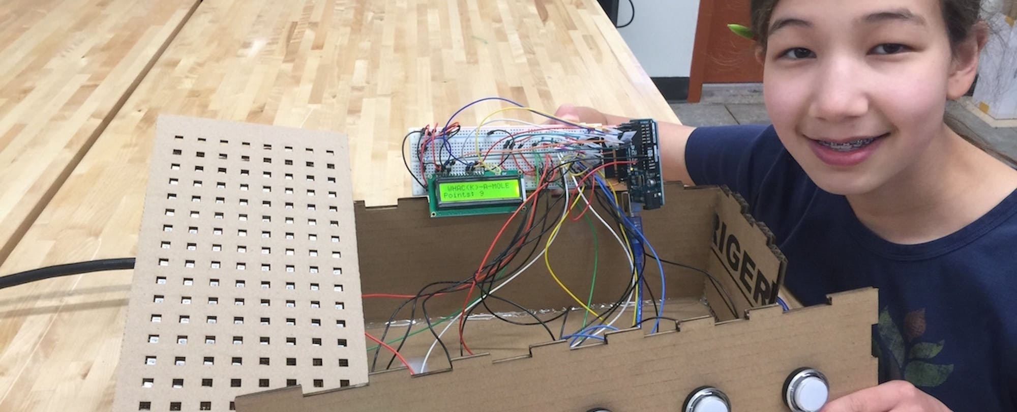 From Tinkering to Technology—Advice from a Middle School Maker