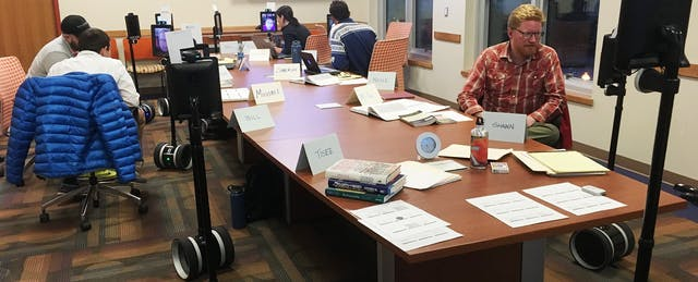 Robot Students? College Classrooms Try Letting Far-Away Students Attend Via Remote-Control Stand-In