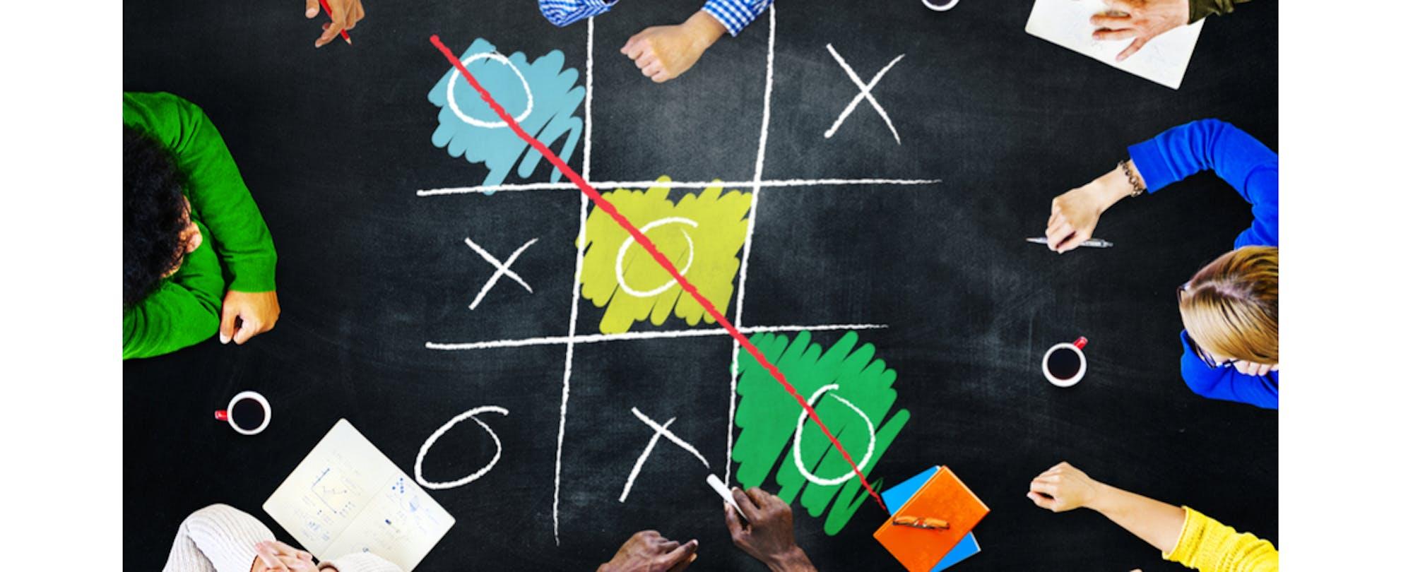 Tic Tac Toe Your Way To Teacher Choice A New Model For Pd Edsurge