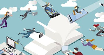 How to Become the Netflix of Textbooks—and Make a Digital-First Transformation
