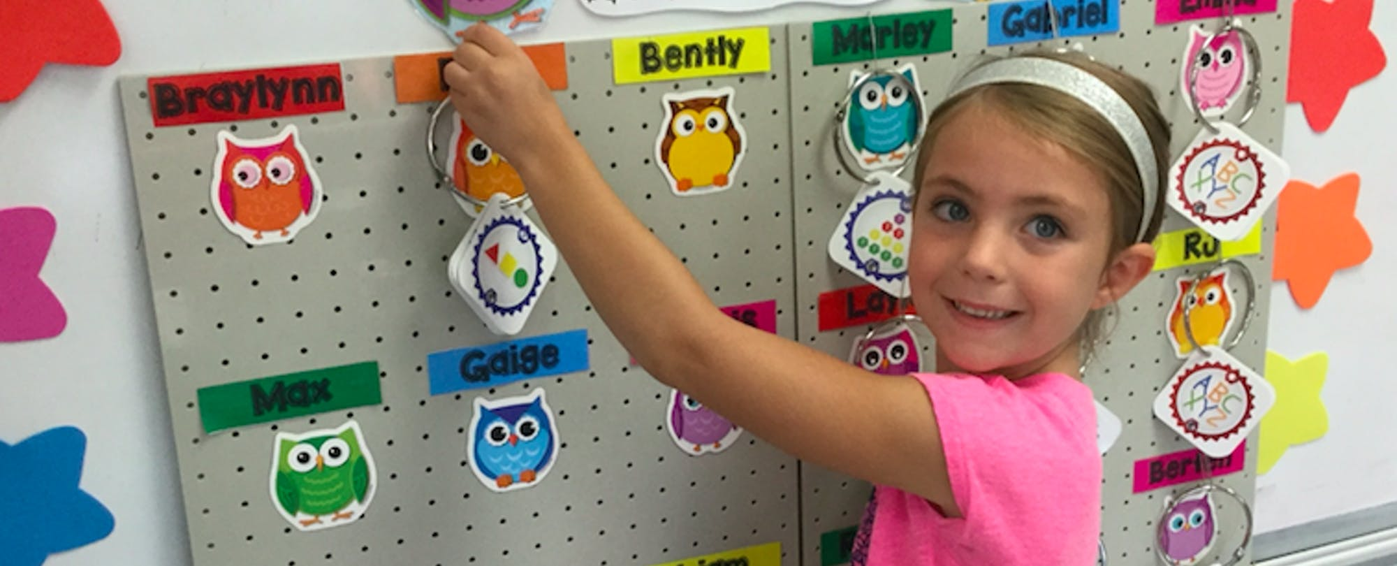 Micro-Credentials for Micro-Students—Kindergarteners Swap Grades for Badges