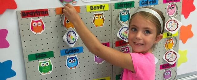 ​Micro-Credentials for Micro-Students—Kindergarteners Swap Grades for Badges