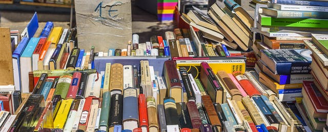 ​Major Textbook Publishers Sue Follett Over Counterfeit Sales