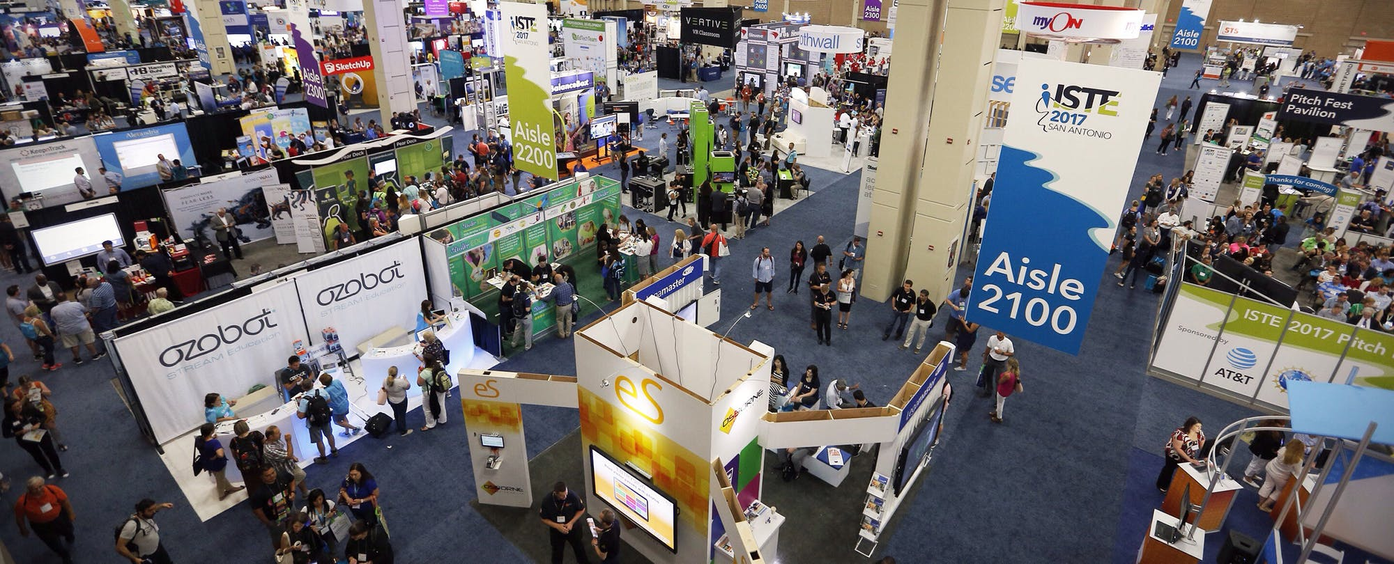 ​Updates, Upgrades and Overheard: What Was Unveiled at ISTE 2017