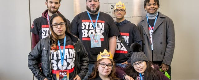 STEAM Box Offers Disengaged Students a Path to Empowerment: Choice