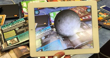 ​An Augmented Reality Library Comes to Life for Aspiring Teachers at UT San Antonio