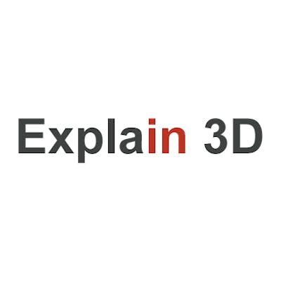 Explain 3D