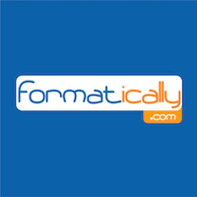 Formatically