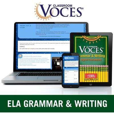English Voces eTextbook