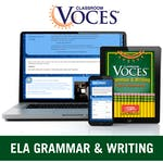 English Voces eTextbook