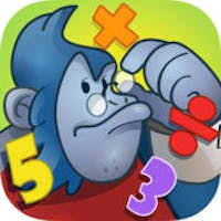 Math Run 2: Gorilla Chase