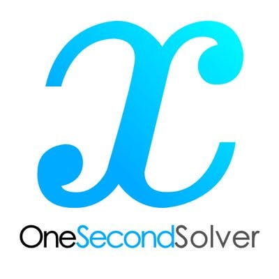 One Second Solver
