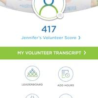 VolunteerCrowd Student App