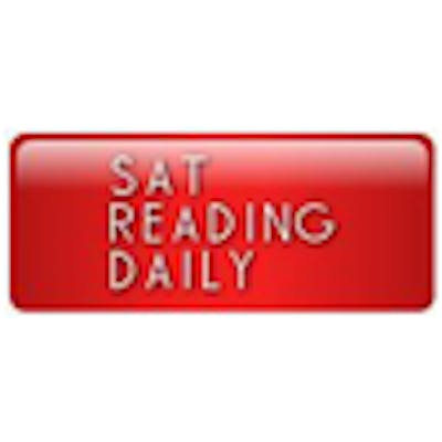 SAT Reading Daily