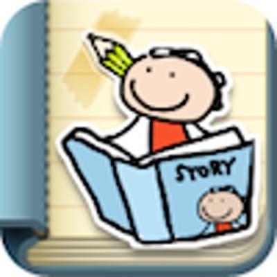 Kid in Story Book Maker